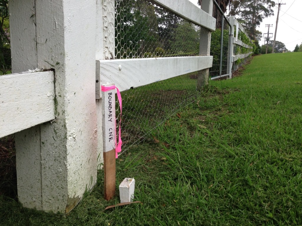 Boundary Survey | Boundary Marking Sydney NSW