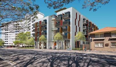 Boarding House Development