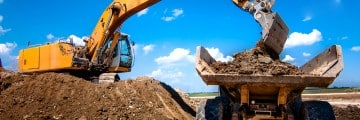 Volumetric Survey | Stockpile Volume Measurement Sydney NSW