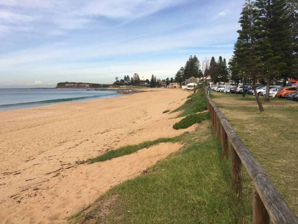 Collaroy Seawall